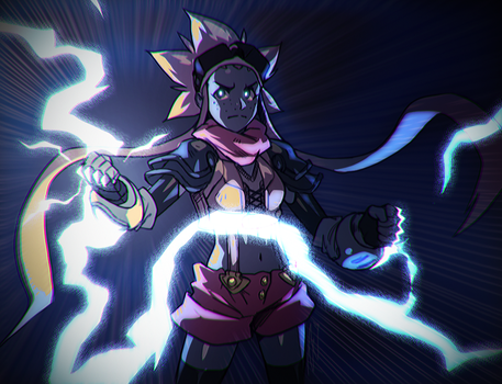 . . .Too Much Power? by Robaato