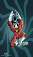Freakazoid by MichaelSchauss