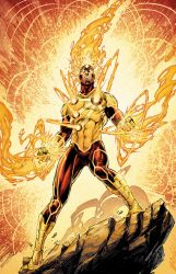 Firestorm BrettBooth BenJones TracyWong Colwell by JeremyColwell