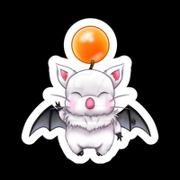 Final Fantasy - Moogle by sketchygerry