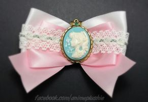Sailor Jupiter Cameo Bow by sakkysa