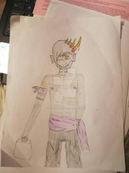 Possible Homestuck oc by ShodowMare101