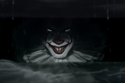 Pennywise by Bohrokki