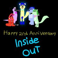 Happy 2nd anniversary Inside out by Beanie122001