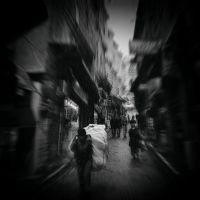 Untitled Street In Istanbul #3 by AlexandruCrisan