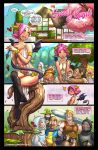 Sweet as Kandi Pg 1 by Scratchtastic