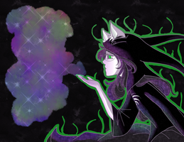 witch of space by seasondeer