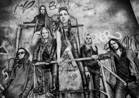 AMARANTHE, Metal, Sweden by Mim78