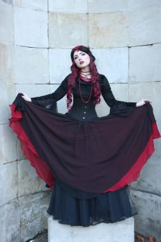 STOCK - Victrian Vampire by Apsara-Stock