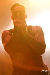 Volbeat Frontman by Muehlebach22DEGREE