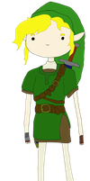 Link Adventure Time! by Samim21