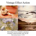 Vintage Effect Action. by Heavensinyoureyes