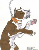 Speak Out Against BSL : WIP by Arcenic