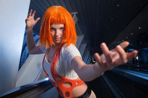 Fifth Element - Leeloo by mchechenev