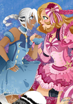 Justice. Love. Magical Girls by Rina-ran