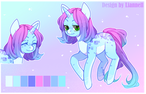 Auction MLP Pony (Closed) by Liannell