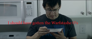 He should have gotten the Warfstashe O's by Stanley543