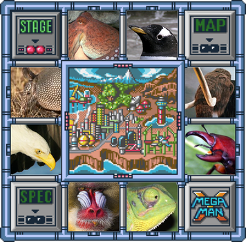 Wild Selection Screen by Neo-Kirby-and-watch