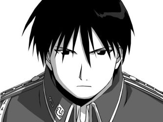 FMA: Roy Mustang by Golden-Plated