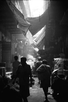 indian streets by wo0dman