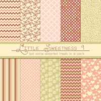 Free Little Sweetness 9 by TeacherYanie