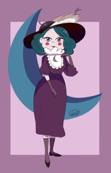 Eclipsa Butterfly by Ludwigchaw