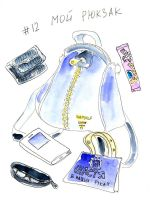My backpack by jkBunny