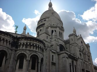 sacre-coure by SuperSawah