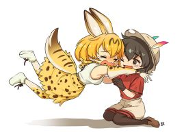 Kemono friends by EDICH-art