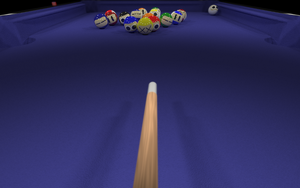 Bomber Billiards (I Suck at Pool Edition) by picano