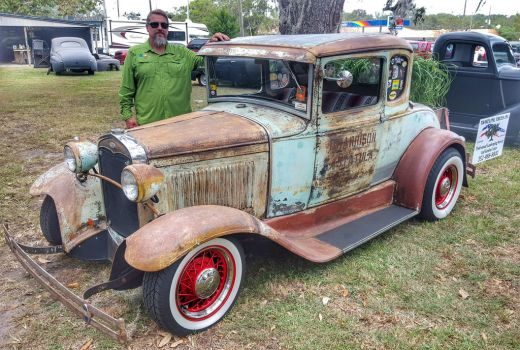 Fine Street Rod by ecfield