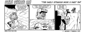 The Daily Straxus Book 2 Part 134 by AndyTurnbull