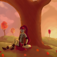 Autumn Afternoon by Kiire