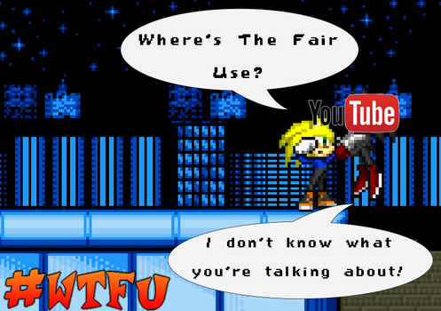 Where's The Fair Use by Somcothehedgehog