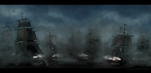 Master and Commander by DProject-DMan