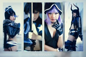 Black Rock Shooter by BigWhiteBazooka