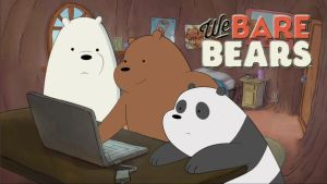 Admirable Animation: We Bare Bears. by DomainMorph