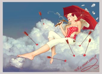 Cupid by Katie-Watersell