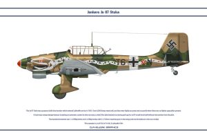 Ju 87 StG 2 4 by WS-Clave