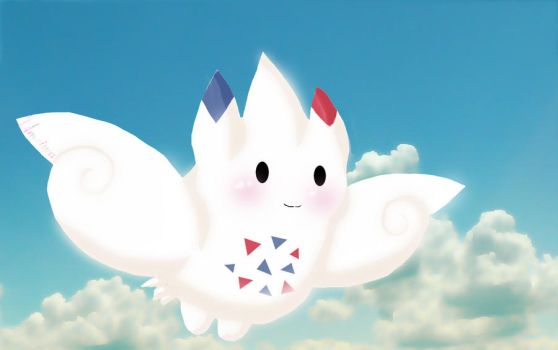 Pokemon: Togekiss by Umeiwa