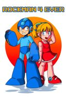 Rockman 4 ever by Shayeragal