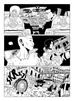 ALTER 2 - Car Chase 02 of 10 by orellana