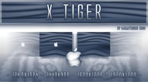 X tiger by DJMattRicks