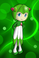Cosmo The Seedrian by Flame-Eliwood