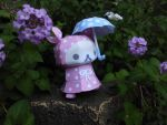 ...and the rain will fall by Amebunny