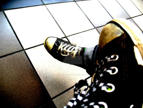 .Converse Forever by agirlwithacause