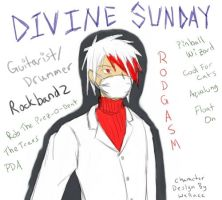 RB - Divine Sunday - Rodgasm by Aisuryuu