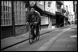 A Cobbled Ride by Wivelrod