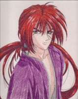 Kenshin by amber-greggy