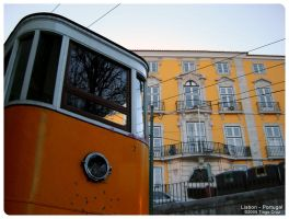 Lisbon Photo Series 4 by Caddielook